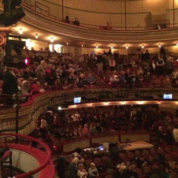 Photo Of The Fulton Theatre Lancaster Pa United States