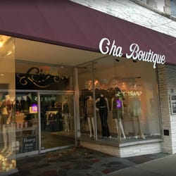 Cha Boutique - Women's Clothing - 16 S Ninth St, Columbia, MO ...