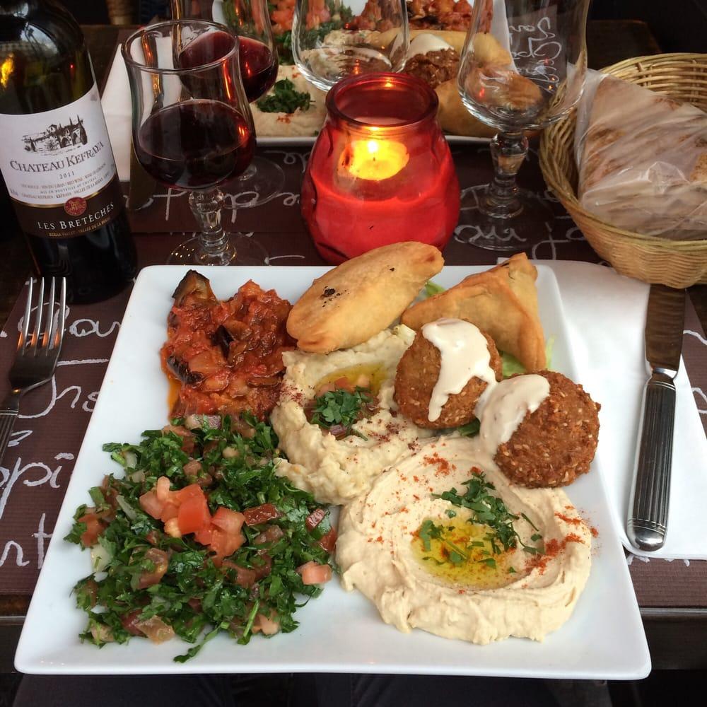 Beyrouth Caf Ef Bf Bd  Rue De Charonne  Paris