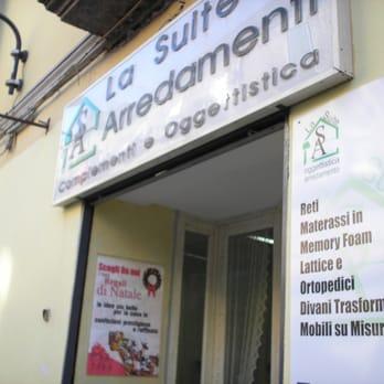 La suite arredamenti negozi d 39 arredamento strada lieti for Negozi arredamenti napoli