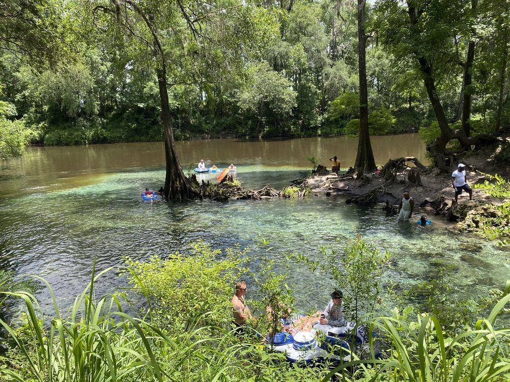 Madison Blue Springs State Park: 8300 NE State Rd 6, Lee, FL