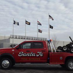 Santa Fe Tow >> Santa Fe Tow Service 22 Photos Towing 9125 Rosehill Rd Lenexa