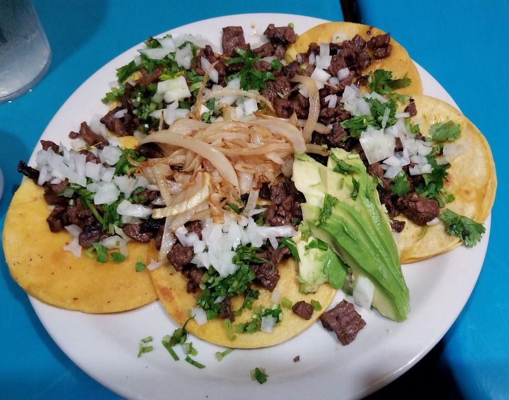 Cazadorez Mexican Restaurant: 1405 S Mississippi Ave, Atoka, OK