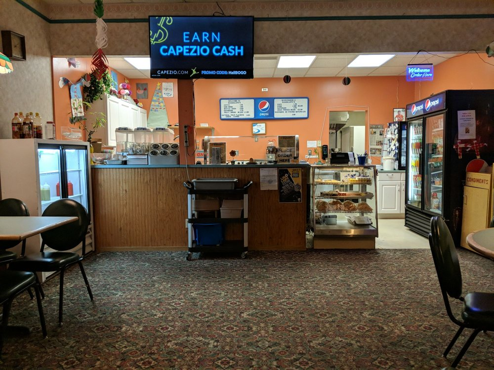 Mall Cafe: 105 S Main St, Milbank, SD
