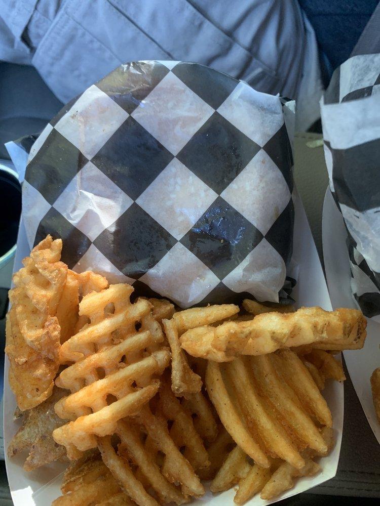 Peach City Drive In Restaurant: 306 N Main St, Brigham City, UT
