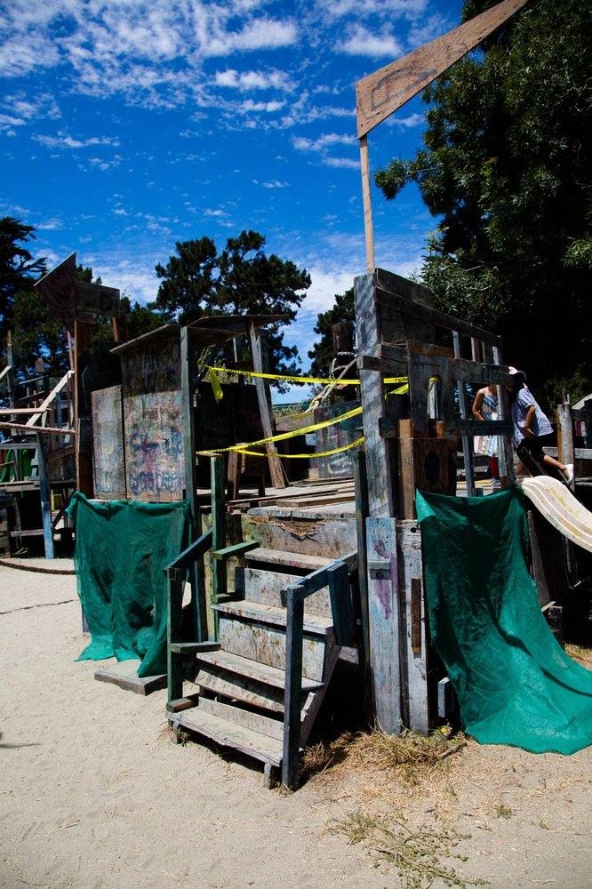 Shorebird Park Nature Center & Adventure Playground: 160 University Ave, Berkeley, CA