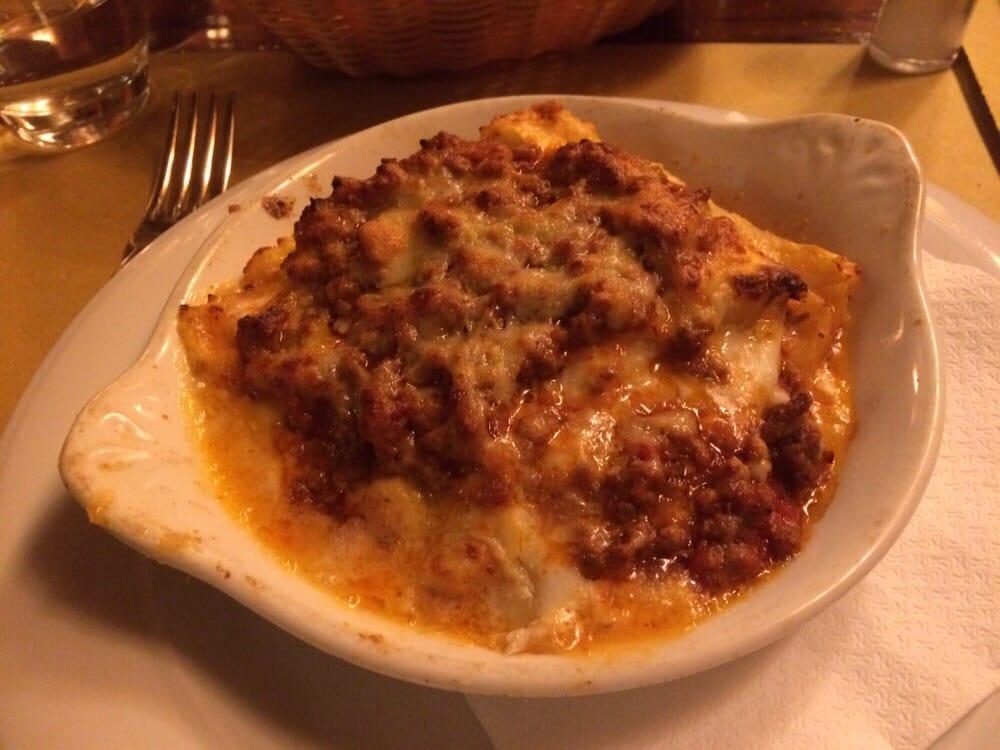 The ultimate Lasagna! - Yelp