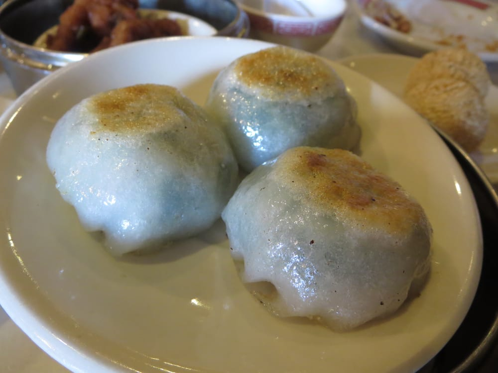 ... - Chamblee, GA, United States. Dim sum: Shrimp and chive dumplings