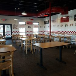 P O Of Five Guys Overland Park Ks United States