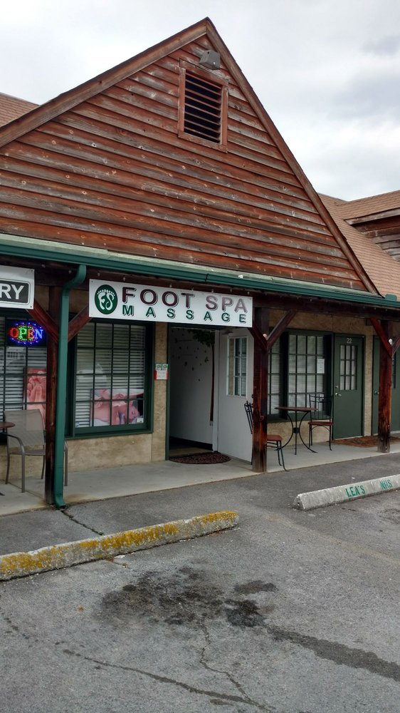 Foot Spa & Massage: 620 Campbell Station Rd, Knoxville, TN