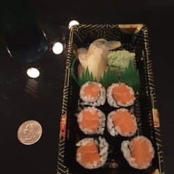 Photo Of Samurai Restaurant Fargo Nd United States Tiny Roll