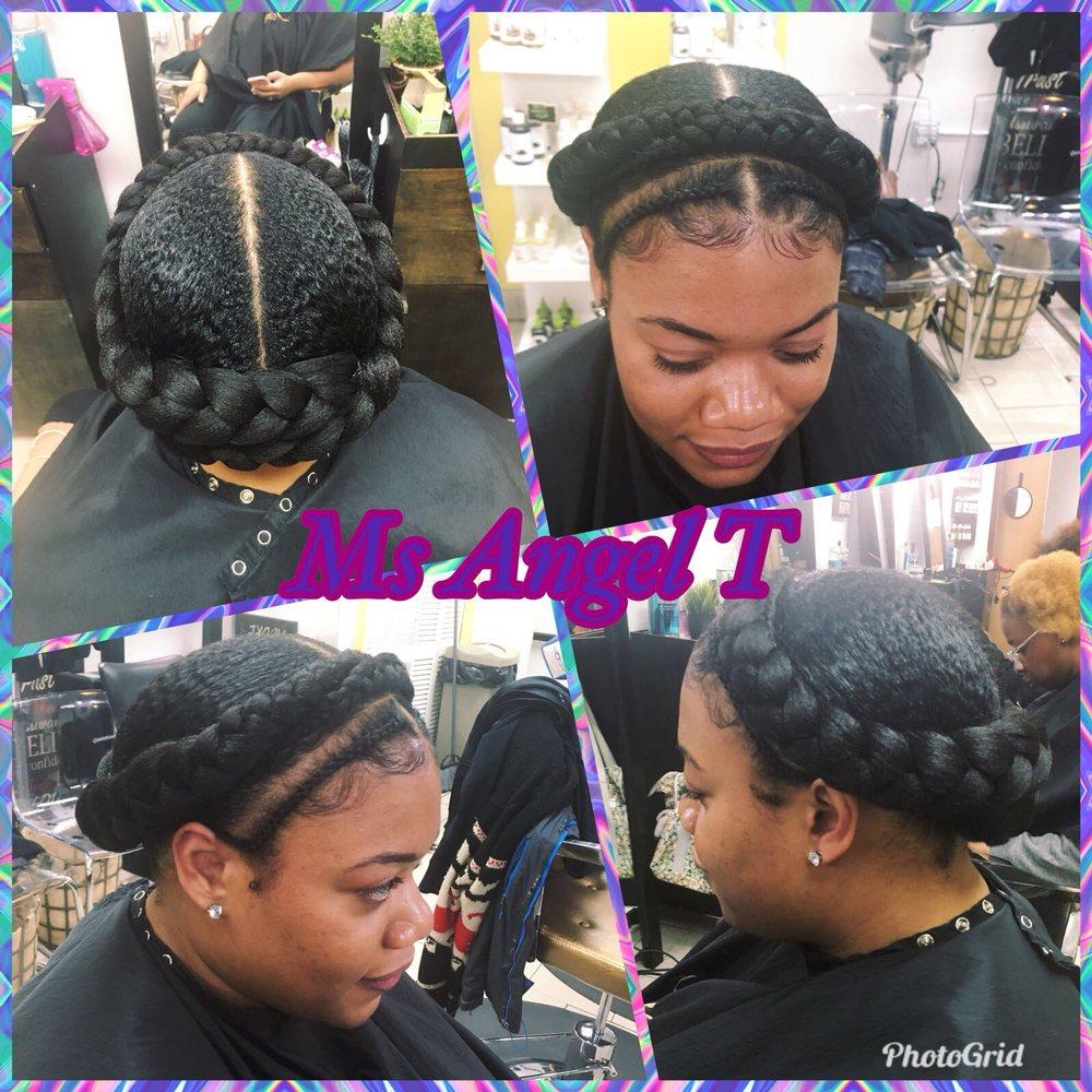 Natural Sisters Hair Salon: 2063 Adam Clayton Powell Blvd, New York, NY