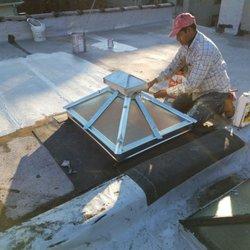 Photo Of SAS Roofing U0026 Waterproofing   Brooklyn, NY, United States.  Installing Custom