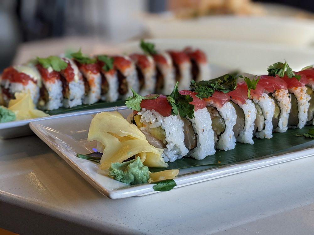 Blue Fish Sushi Thai: 3601 W Commercial Blvd, Fort Lauderdale, FL