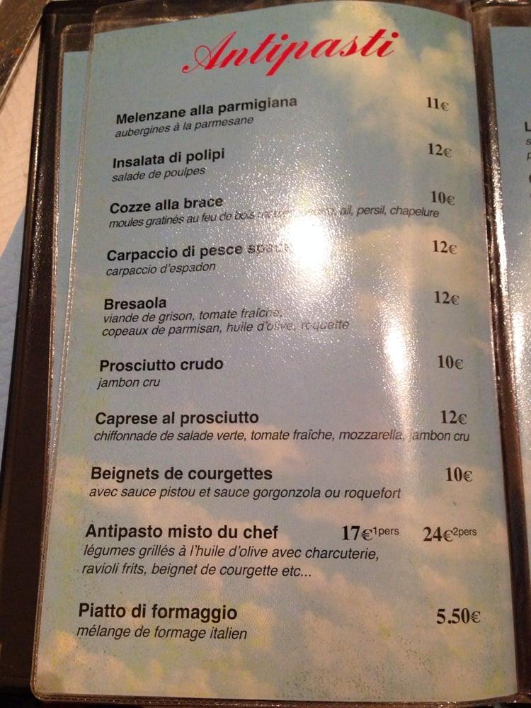 Le v suvio 13 photos 34 avis restaurant italien 33 for Chambre de commerce marseille rue sainte victoire