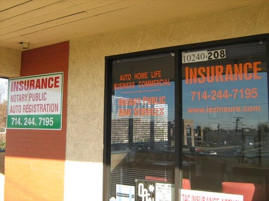Photo Of Saver Insurance Services   Garden Grove, CA, United States. TAC  Insurance