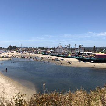 Photo Of Santa Cruz Beach Boardwalk Ca United States A