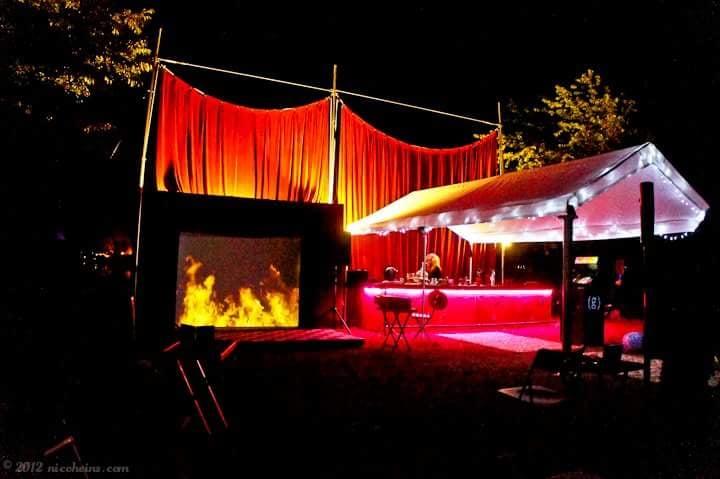 Secret Gentlemens Club Cabaret: Campsite 63, Rothbury, MI