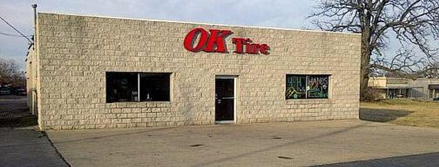 OK Tire Service: 1358 US Rt 22 NW, Washington Ct House, OH