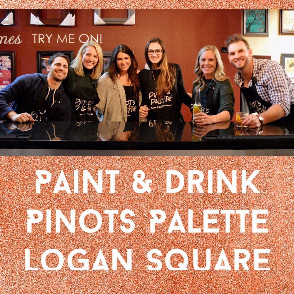 Pinot's Palette - Logan Square