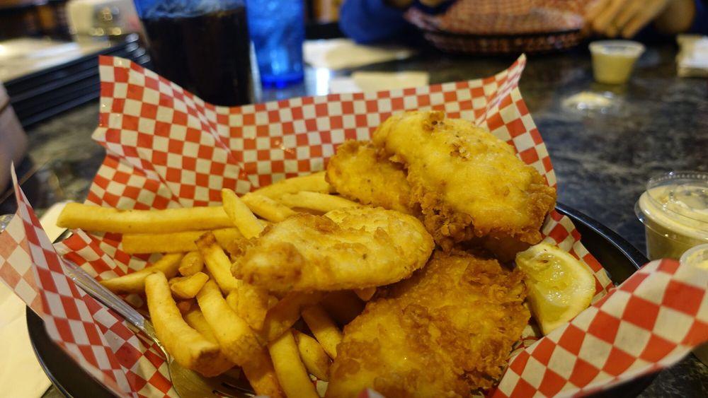 Salty Dog Eatery: 718 S Main St, Deer Park, WA