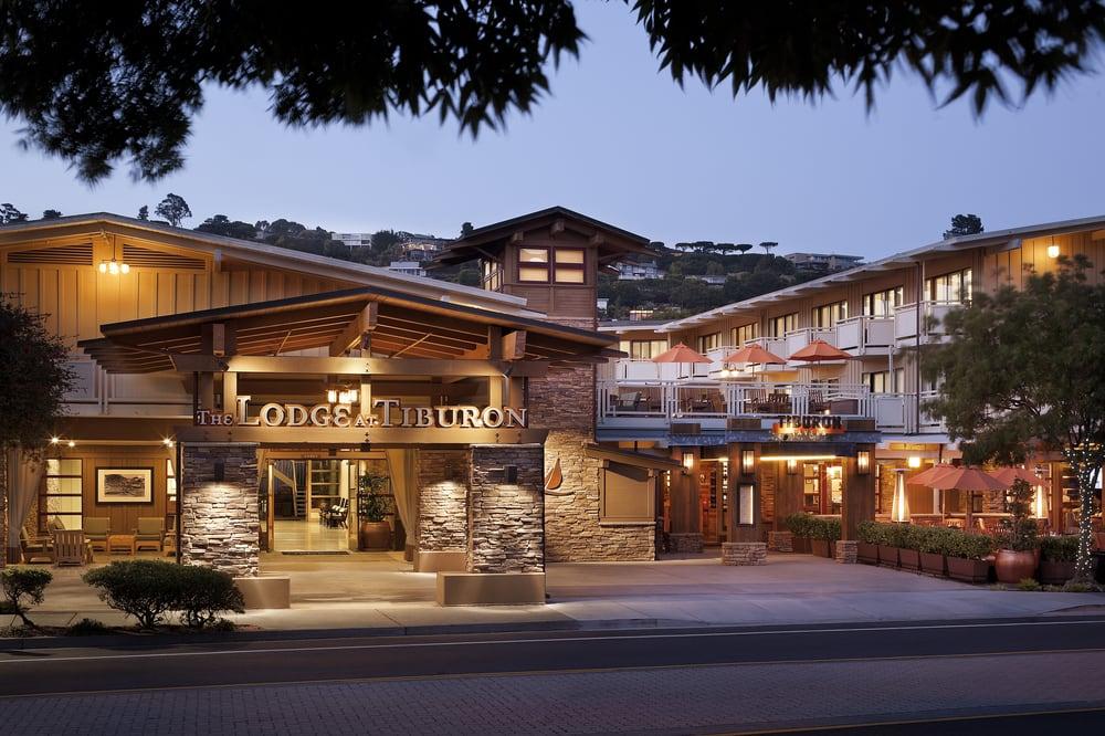 The Lodge At Tiburon: 1651 Tiburon Blvd, Tiburon, CA