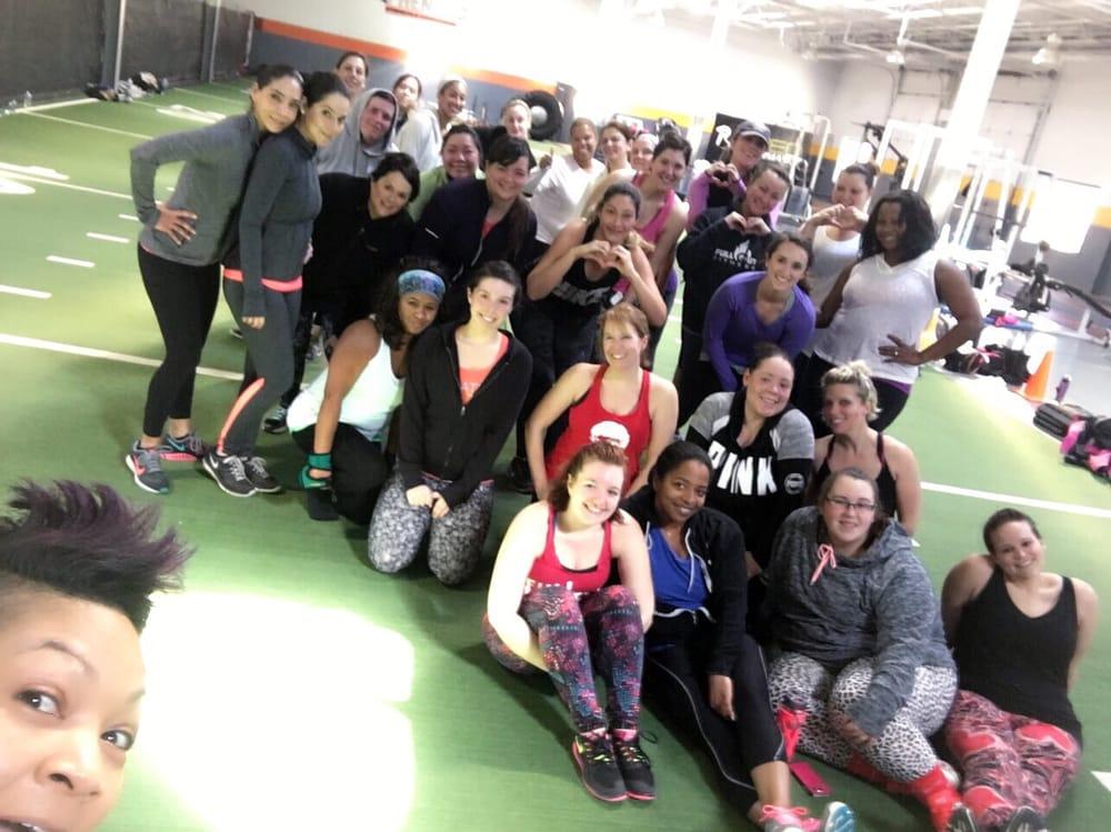 Full Out Fitness: 21680 Ridgetop Cir, Sterling, VA