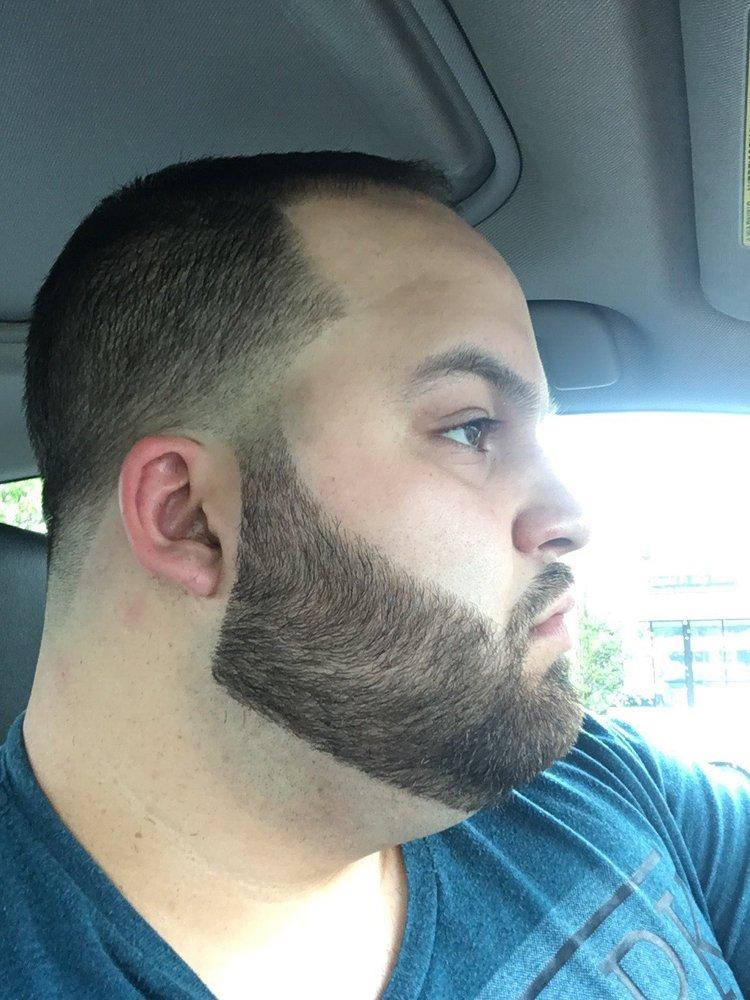 Tape Up Beard Trim And Shape Up By Joel Yelp