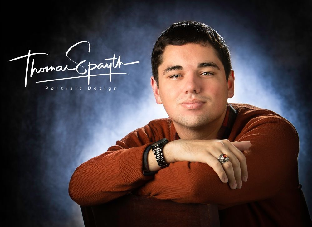 Thomas Spayth Portrait Design: Shreveport, LA