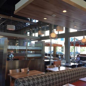 photo of lyfe kitchen cupertino ca united states inside the restaurant - Lyfe Kitchen Cupertino
