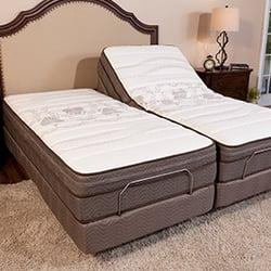 Easy Rest Adjustable Sleep Systems   Mattresses   6110 Holabird