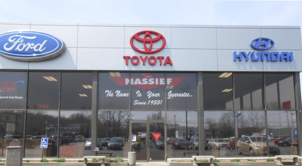 Nassief Toyota: 1059 State Route 46 N, Jefferson, OH