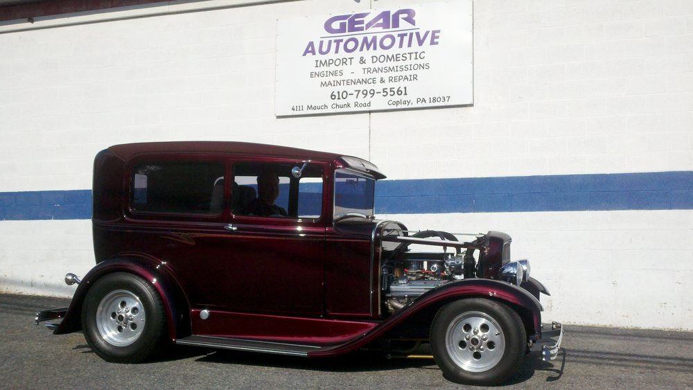 GEAR Automotive: 4111 Mauch Chunk Rd, Coplay, PA