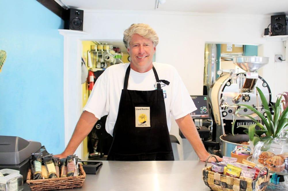 Island Roasters Coffee Company New Smyrna Beach Fl