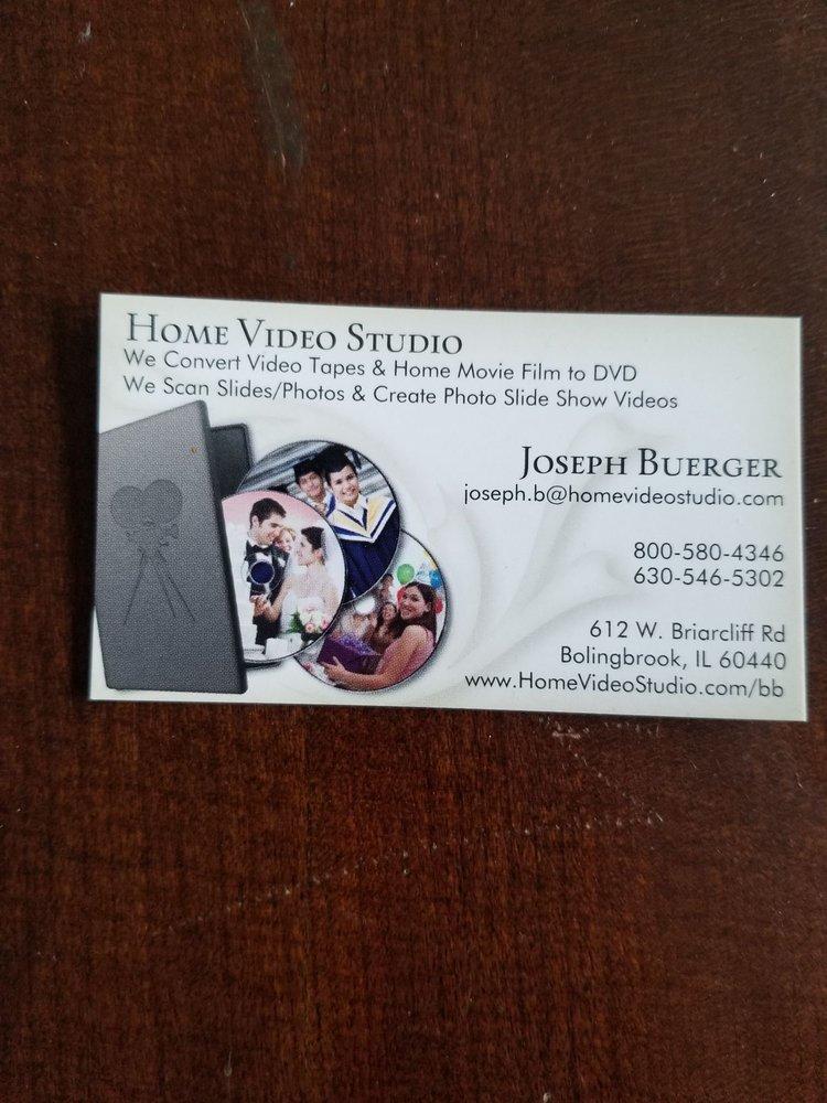 Home Video Studio: 612 W Briarcliff Rd, Bolingbrook, IL