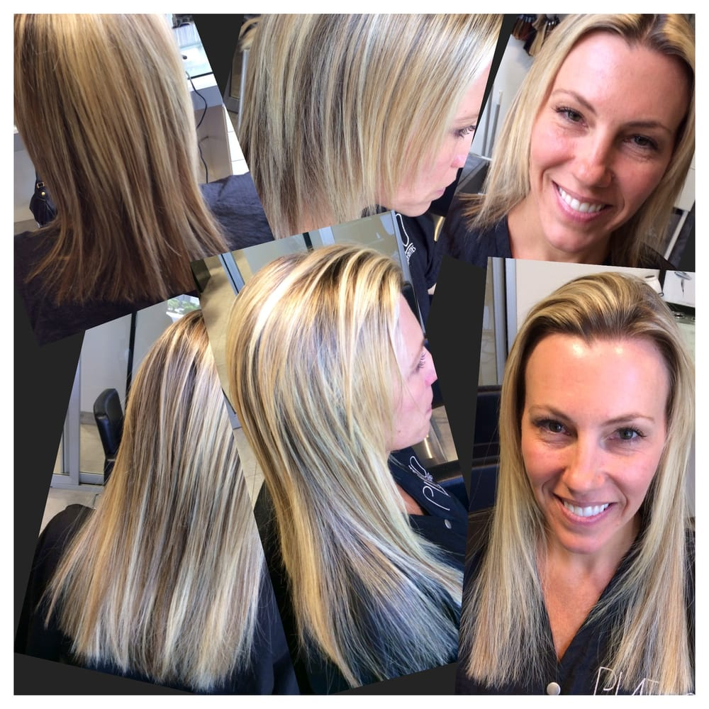 Great Lengths Hair Extensions By Lori Veltri At Studio Lv Yelp
