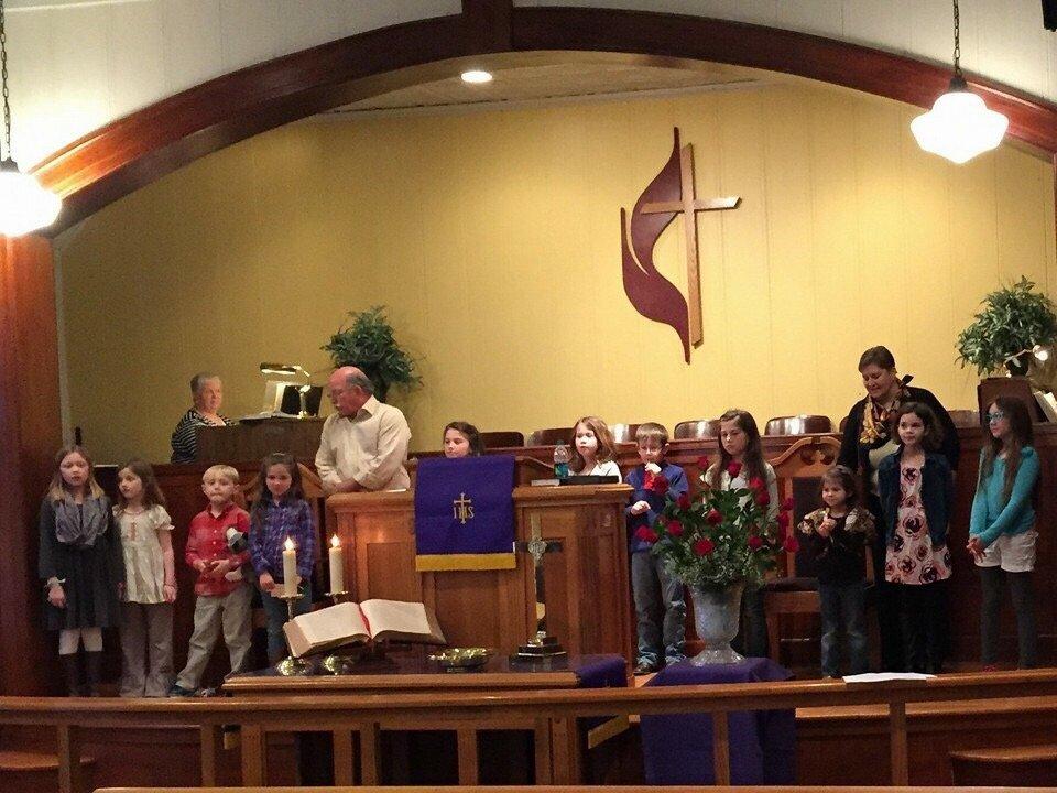 Harpersville United Methodist Church: 38937 AL Hwy 25, Harpersville, AL