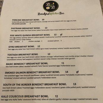 Breakfast Kitchen Bar - Order Food Online - 425 Photos & 355 Reviews ...
