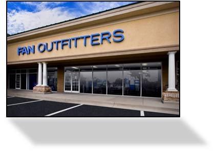 Fan Outfitters: 2160 Sir Barton, Lexington, KY