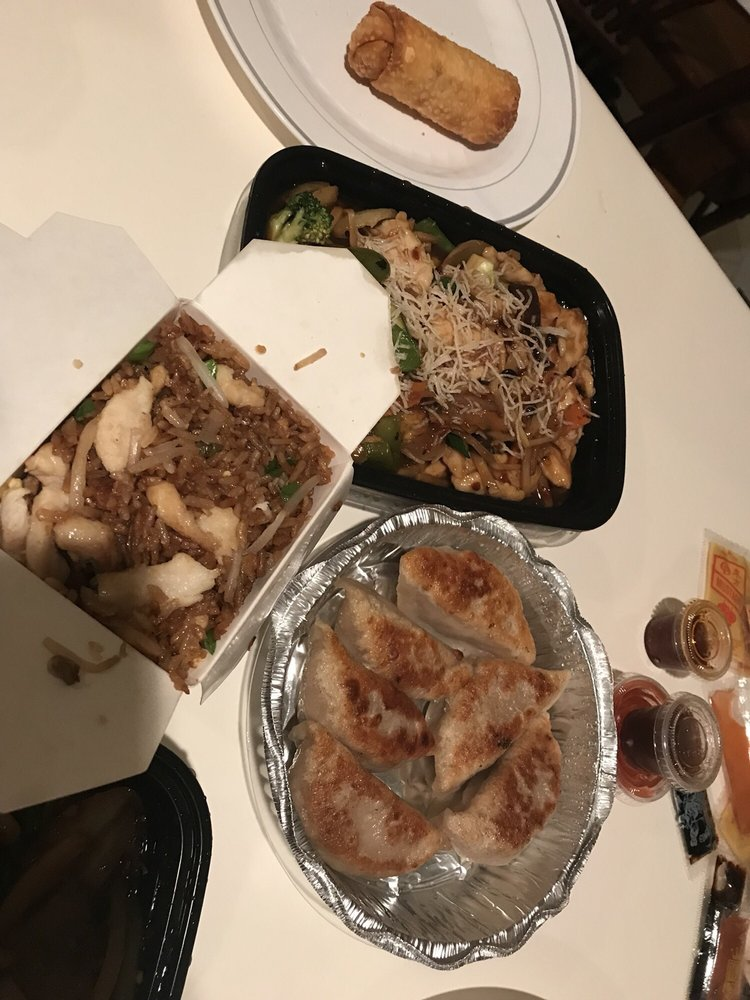Food from New China