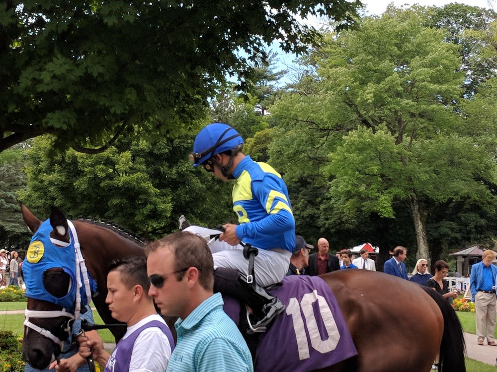 Social Spots from Saratoga Race Course