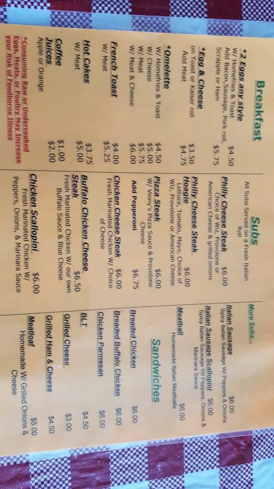 Vinny S Cafe Murrells Inlet