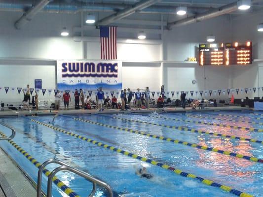 Mecklenburg County Aquatic Center 800 E Martin Luther King