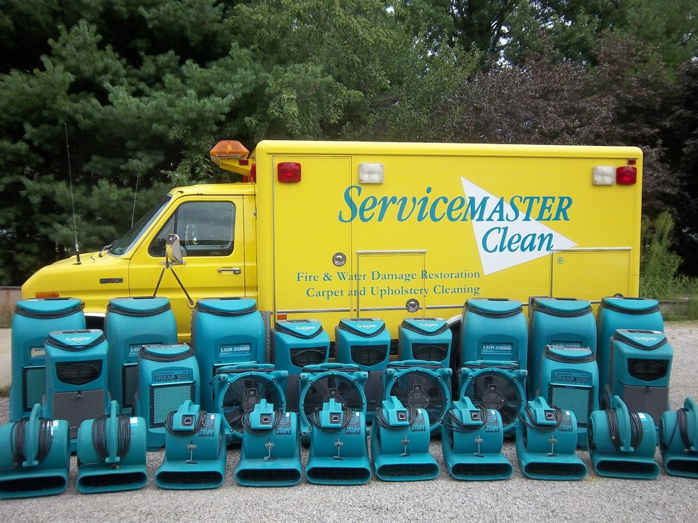 ServiceMaster Restore: 2049 W Vernal Pike, Bloomington, IN