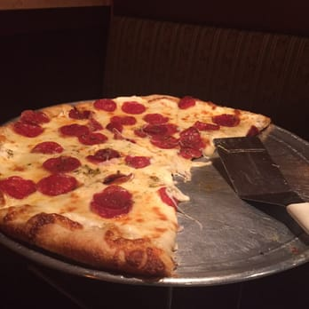 Photo Of Dominics Boynton Beach Fl United States  Cheese With Pepperoni