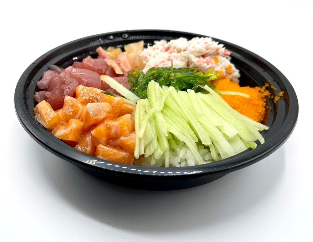 Food from Big Fish Sushi