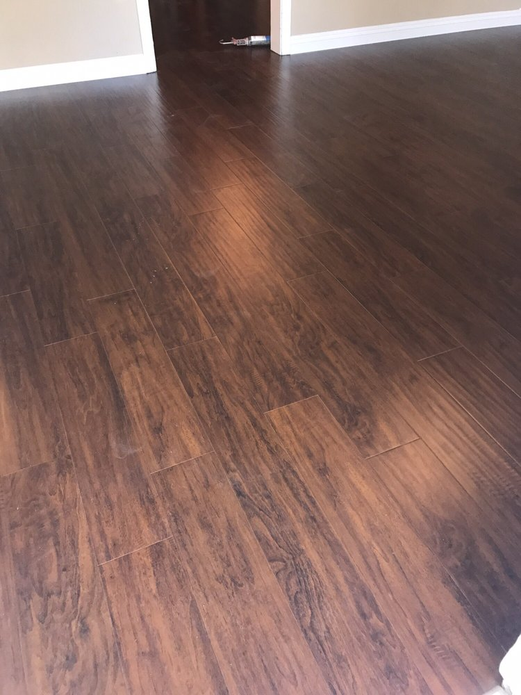 Our Eastwood Laminate Flooring Very Happy With The Outcome Yelp
