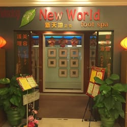 New world foot spa massage cititel hotel mid valley for 76 salon mid valley