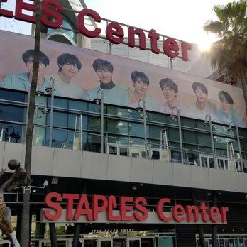 STAPLES Center - 1111 S Figueroa St, Downtown, Los Angeles