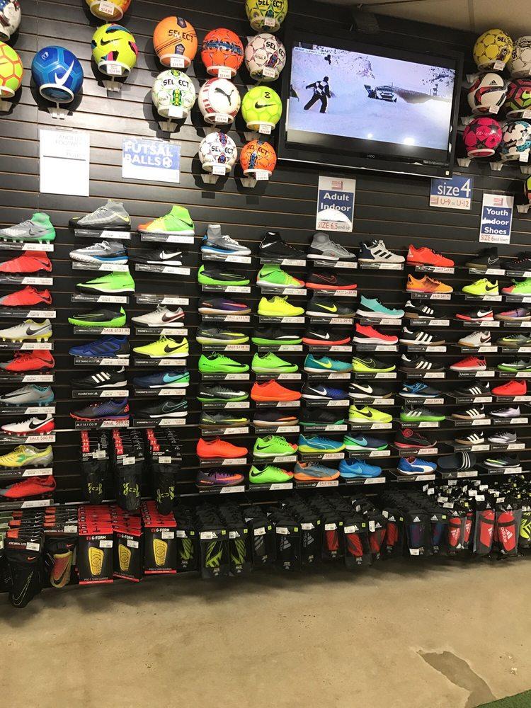 Angelos's Soccer Corner